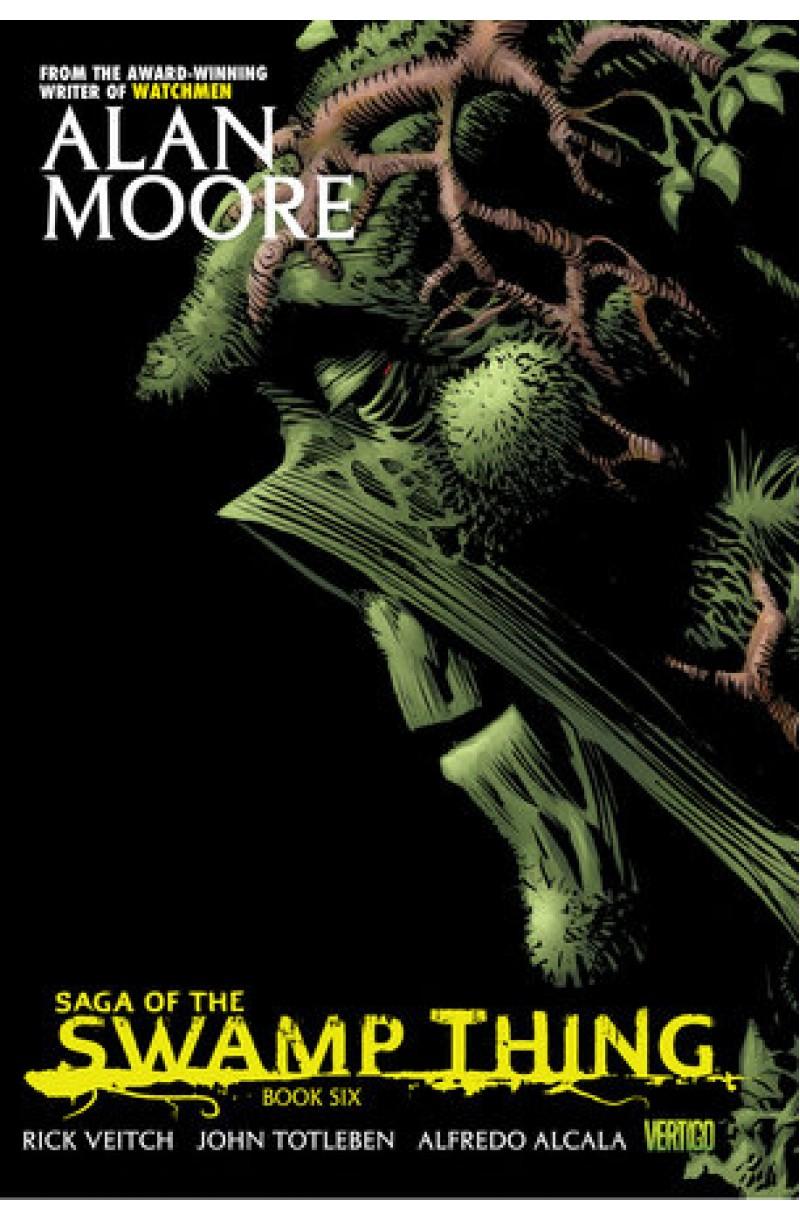 Saga of the Swamp Thing Book Six (DC Comics)