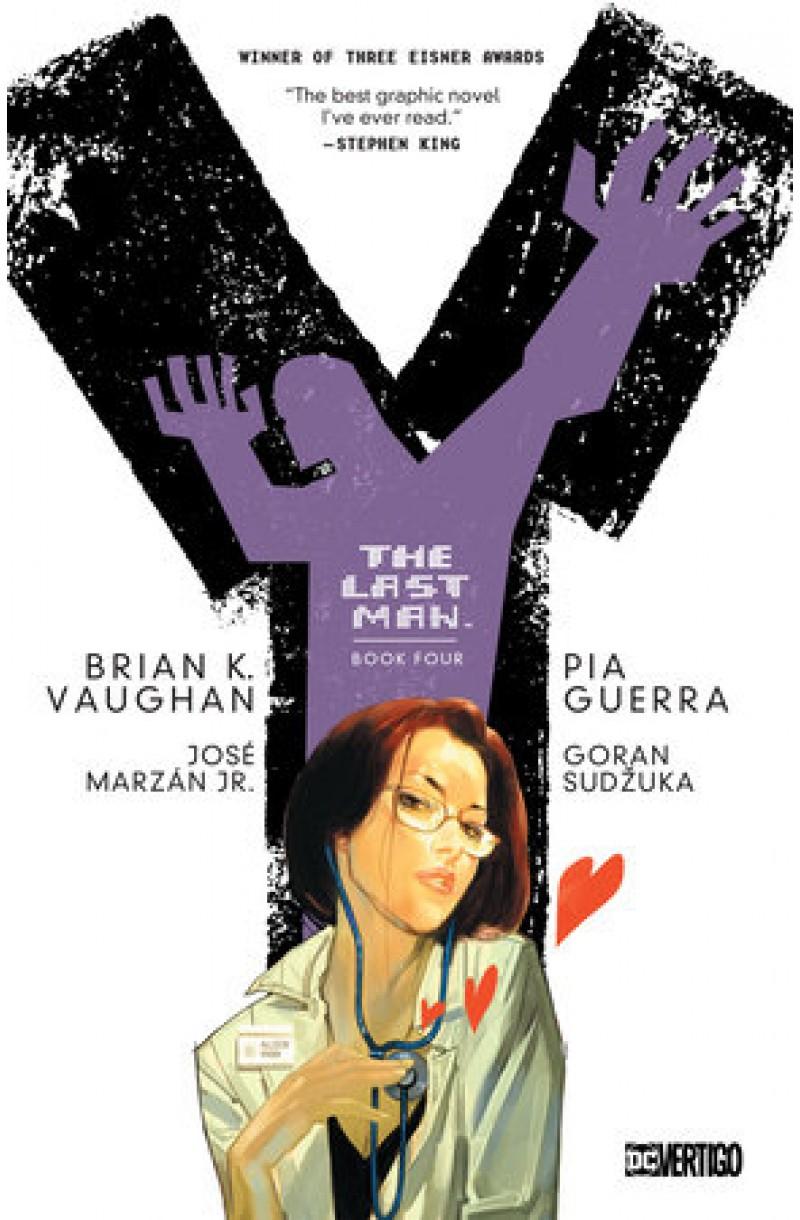 Y: The Last Man Book Four (DC Comics)