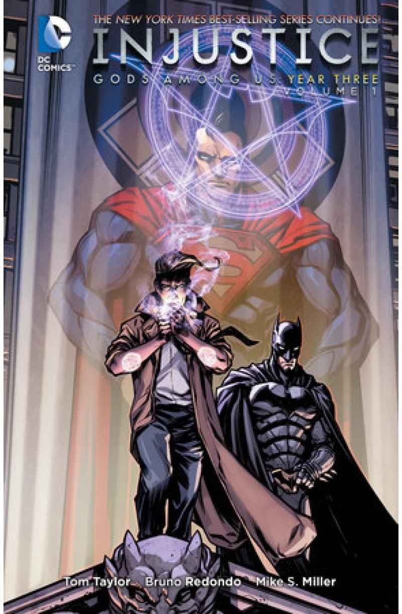 Injustice: Gods Among Us: Year Three Vol. 1