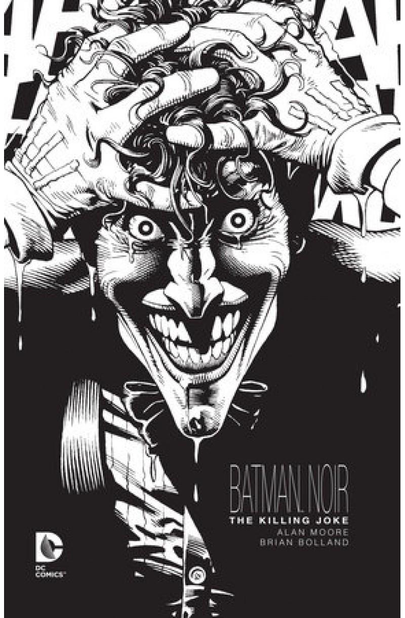 Batman Noir: The Killing Joke (editie cartonata)