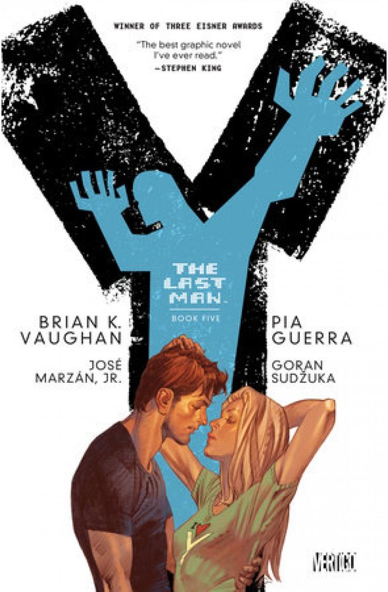 Y: The Last Man Book Five (DC Comics)