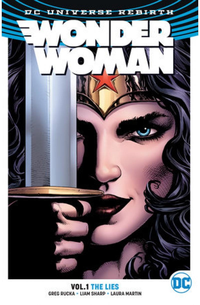 Wonder Woman Vol. 1: The Lies (Rebirth)
