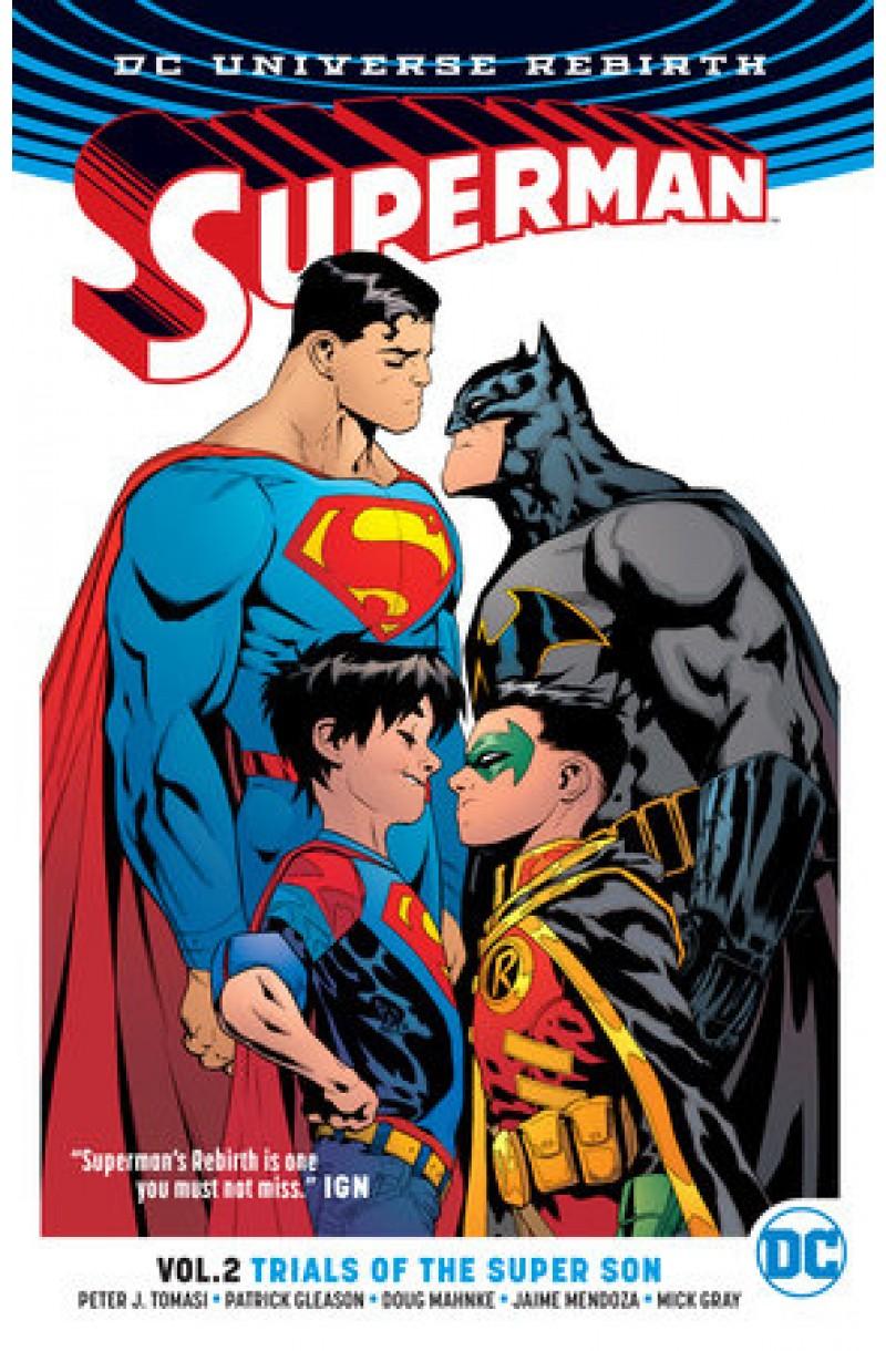 Superman Vol. 2: Trials of the Super Son (Rebirth)