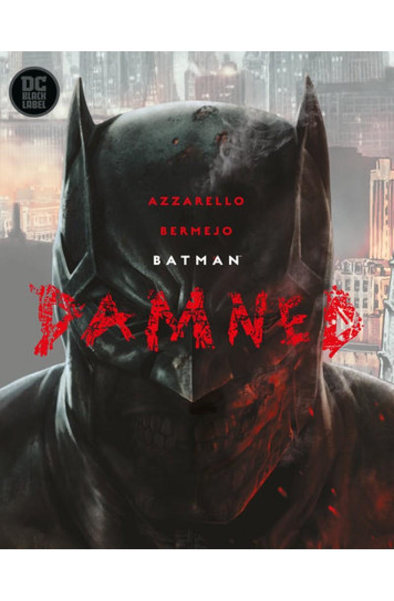 Batman: Damned - editie cartonata