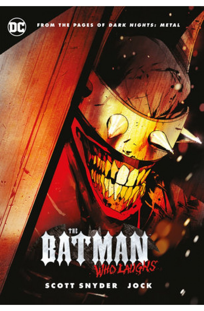 Batman Who Laughs - editie cartonata