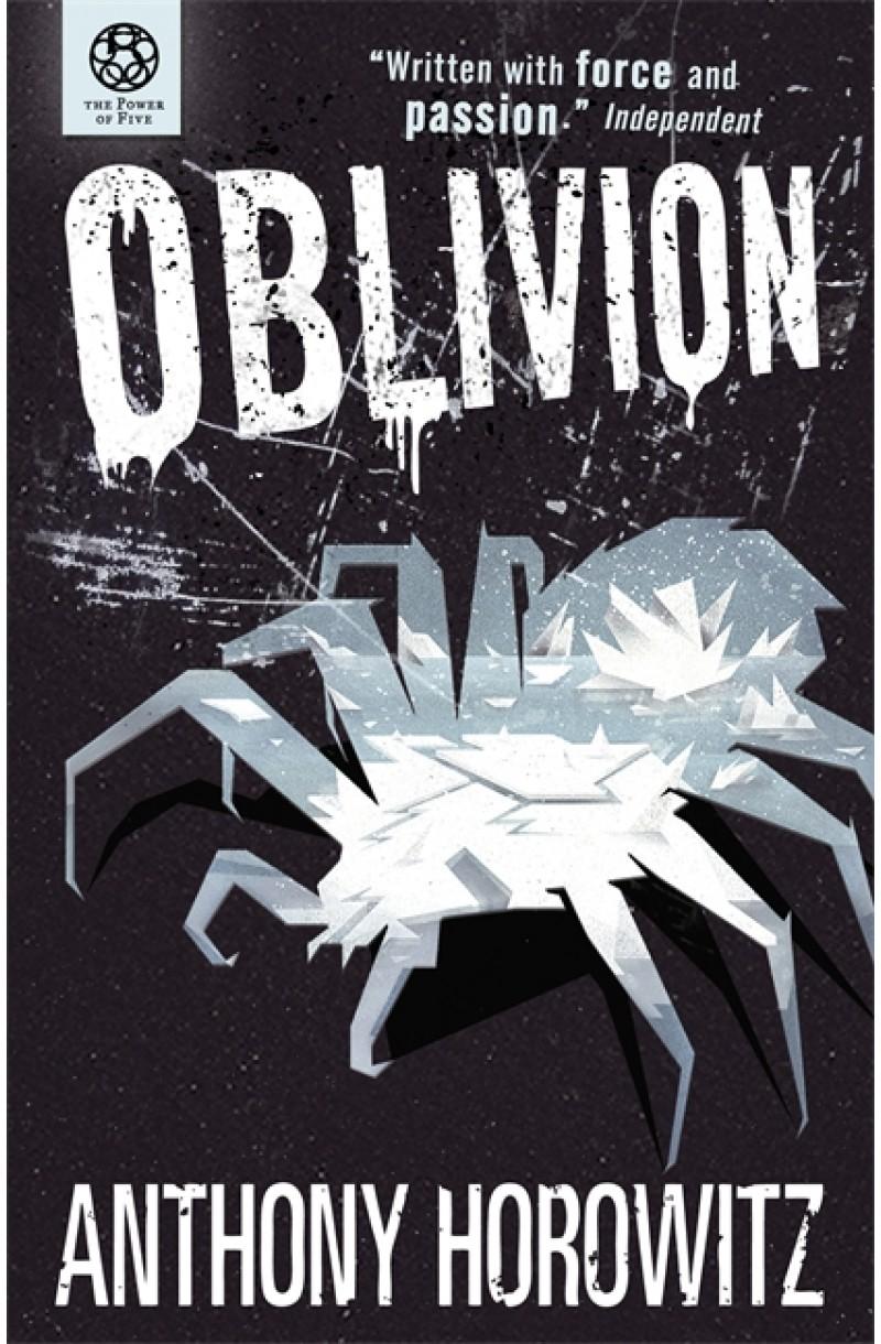 Power of Five 5: Oblivion