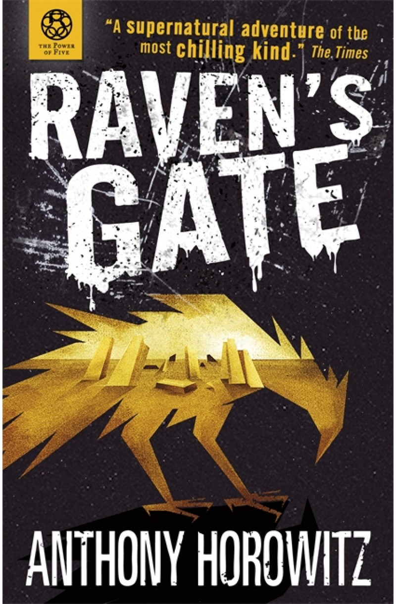 Power of Five 1: Raven's Gate