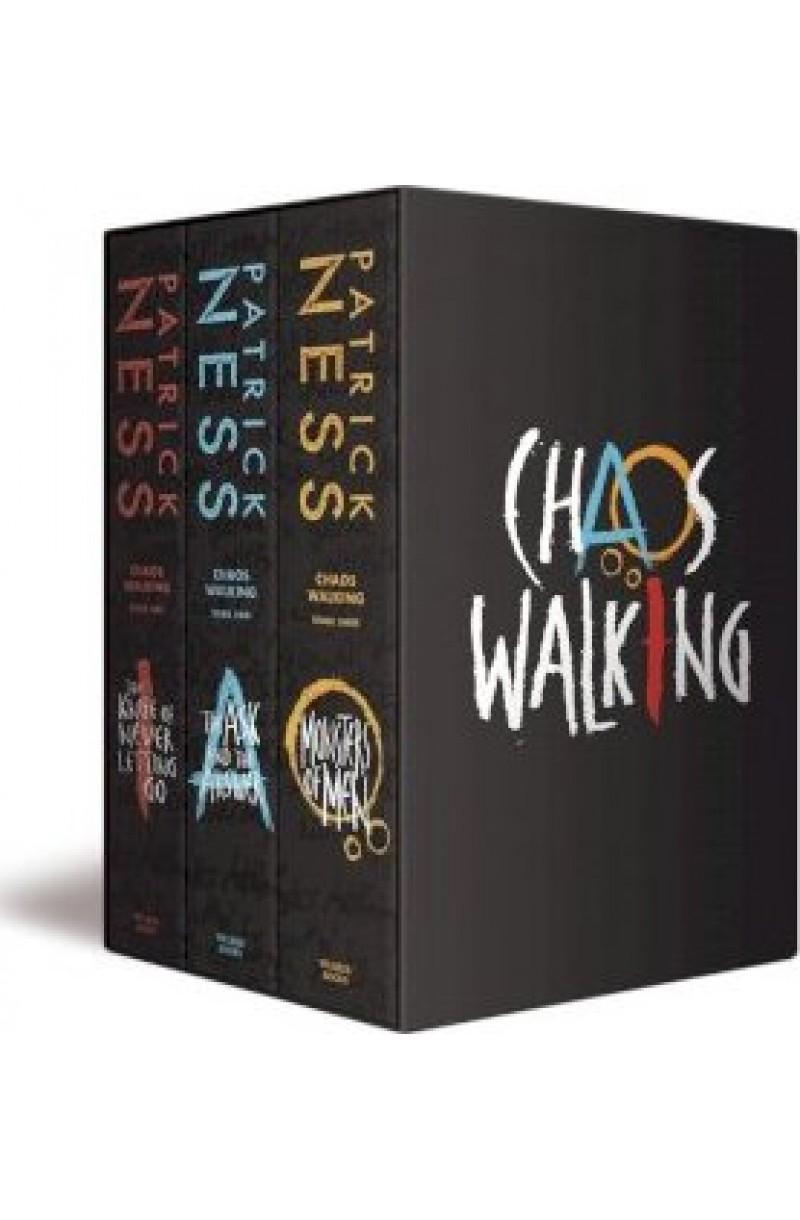 Chaos Walking Boxed Set