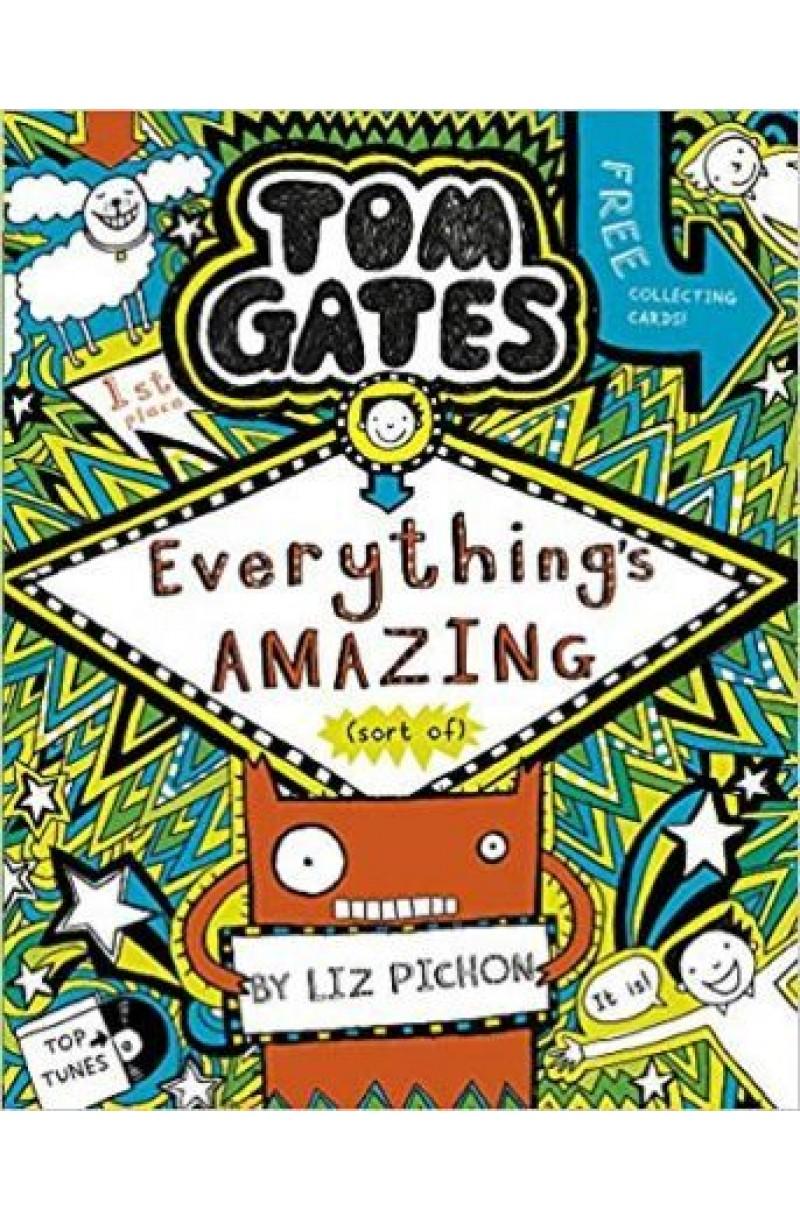 Tom Gates: Everythings Amazing (sort of)