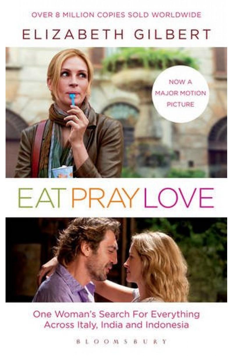 Eat Pray Love (editie de buzunar)