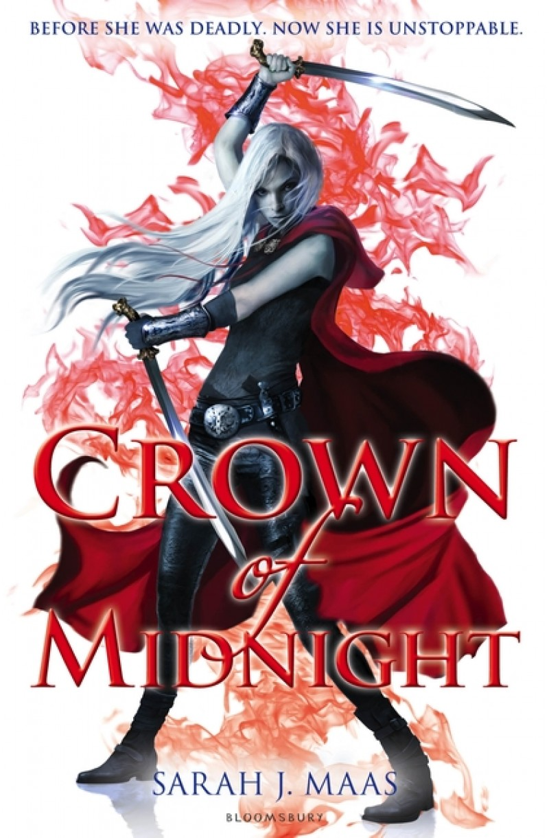 Throne of Glass 2: Crown of Midnight