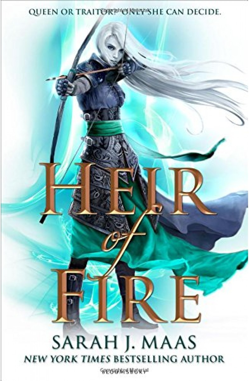 Throne of Glass 3: Heir of Fire