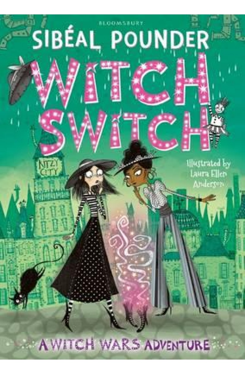 Witch Wars 2: Witch Switch