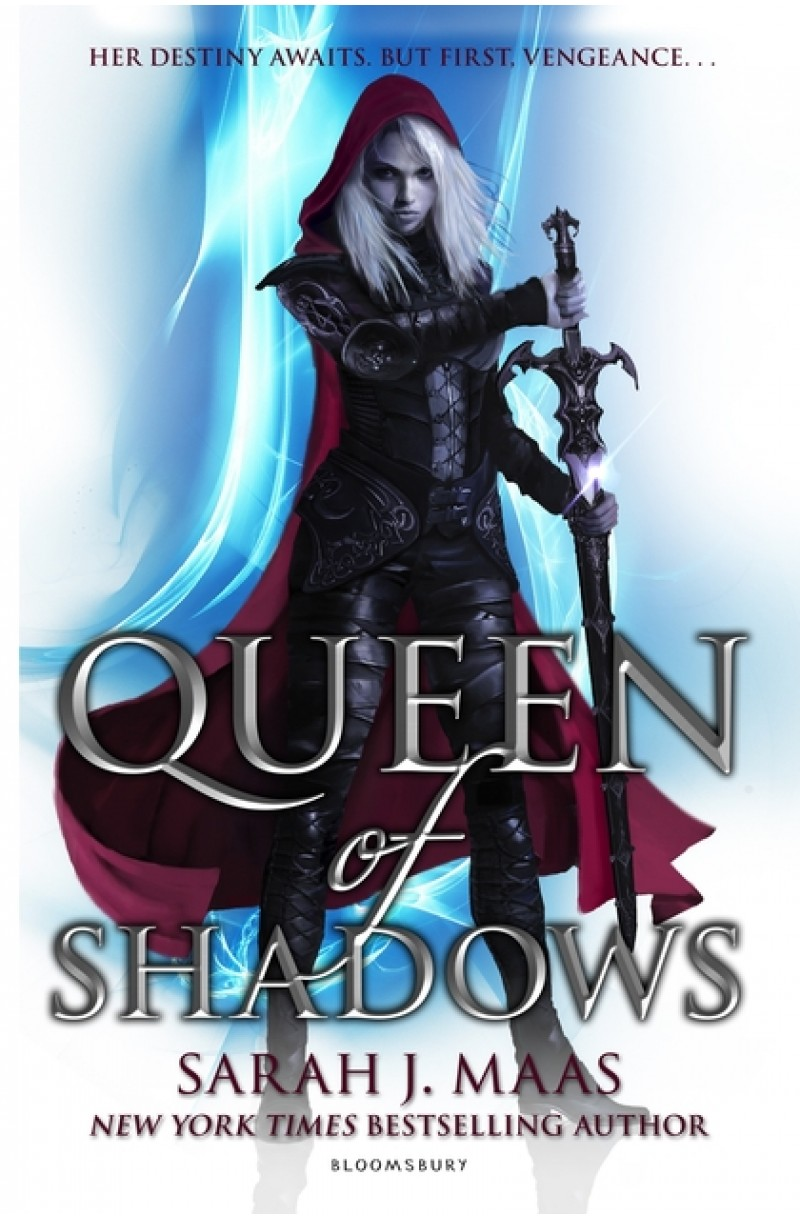 Throne of Glass 4: Queen of Shadows