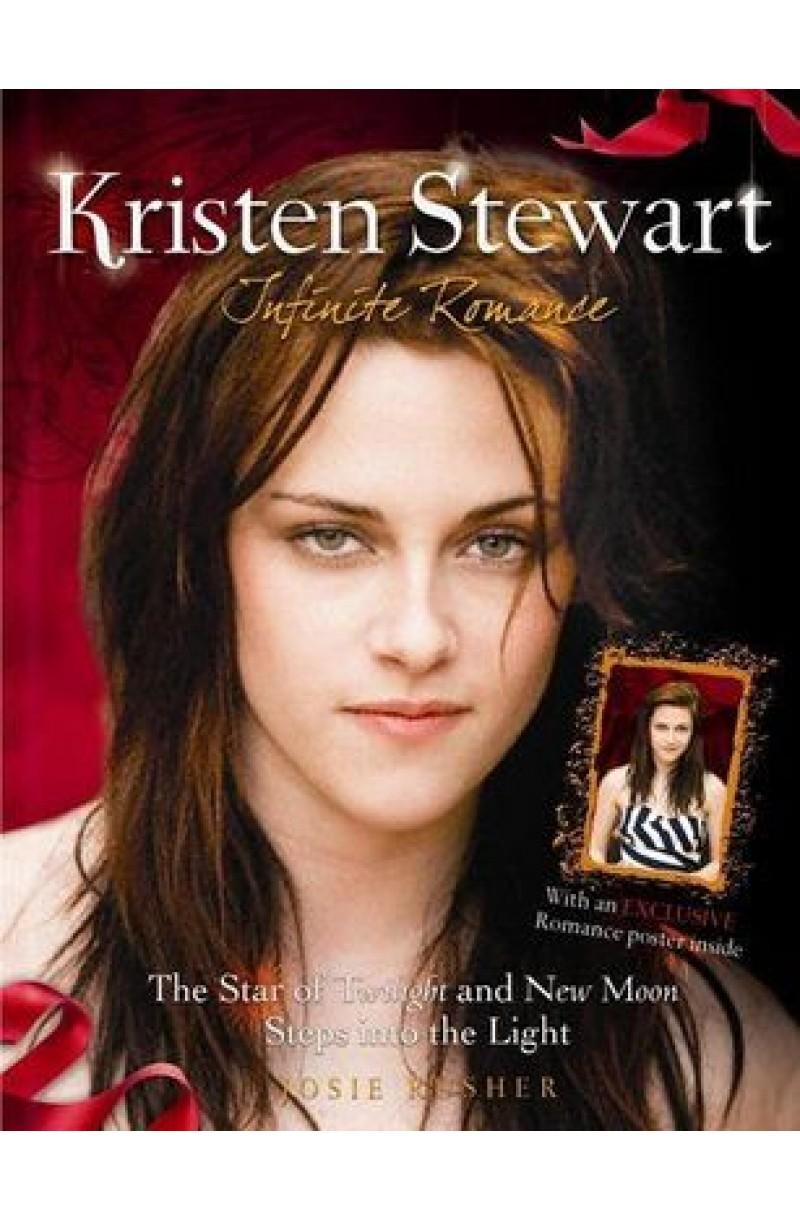Kristen Stewart: Infinite Romance (+ poster)