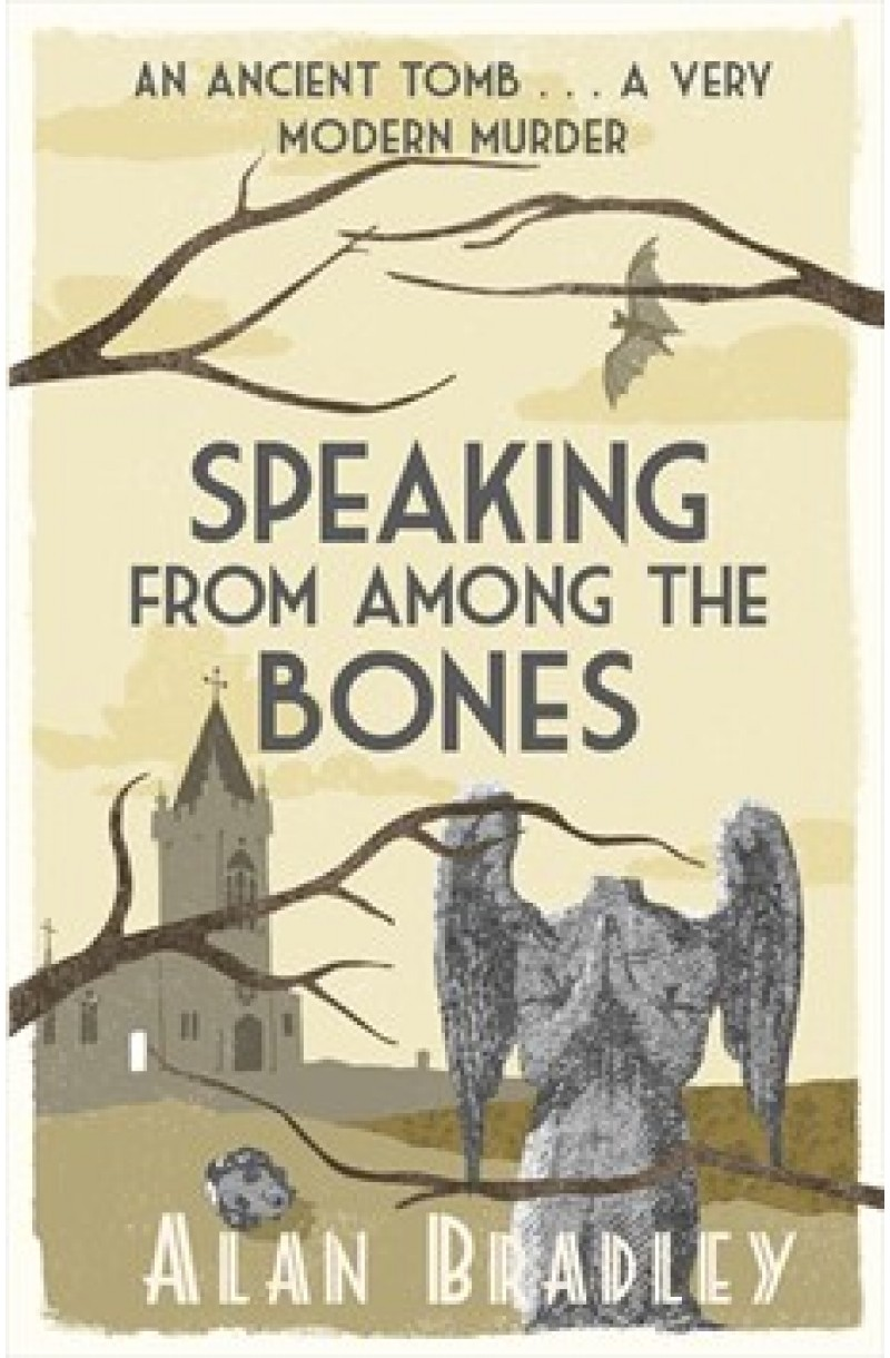 Flavia de Luce: Speaking from among the Bones