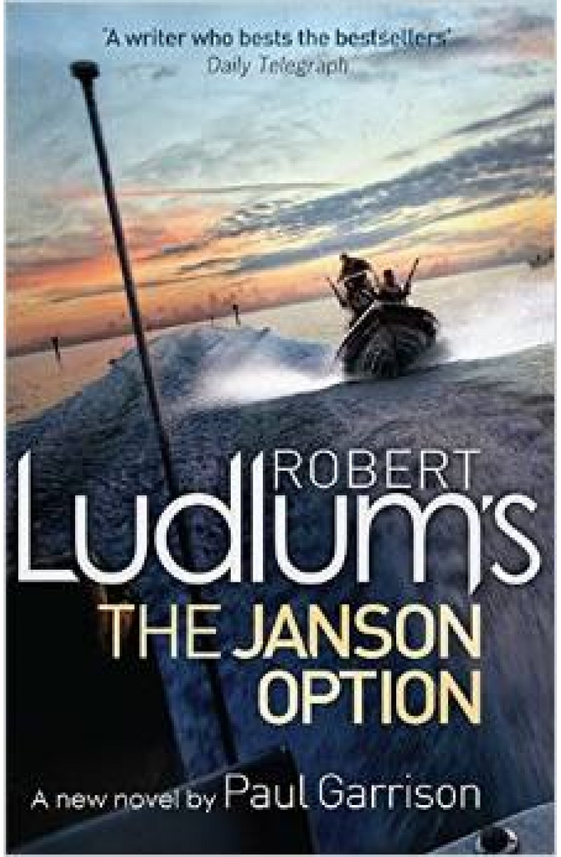 Robert Ludlum's Janson Option
