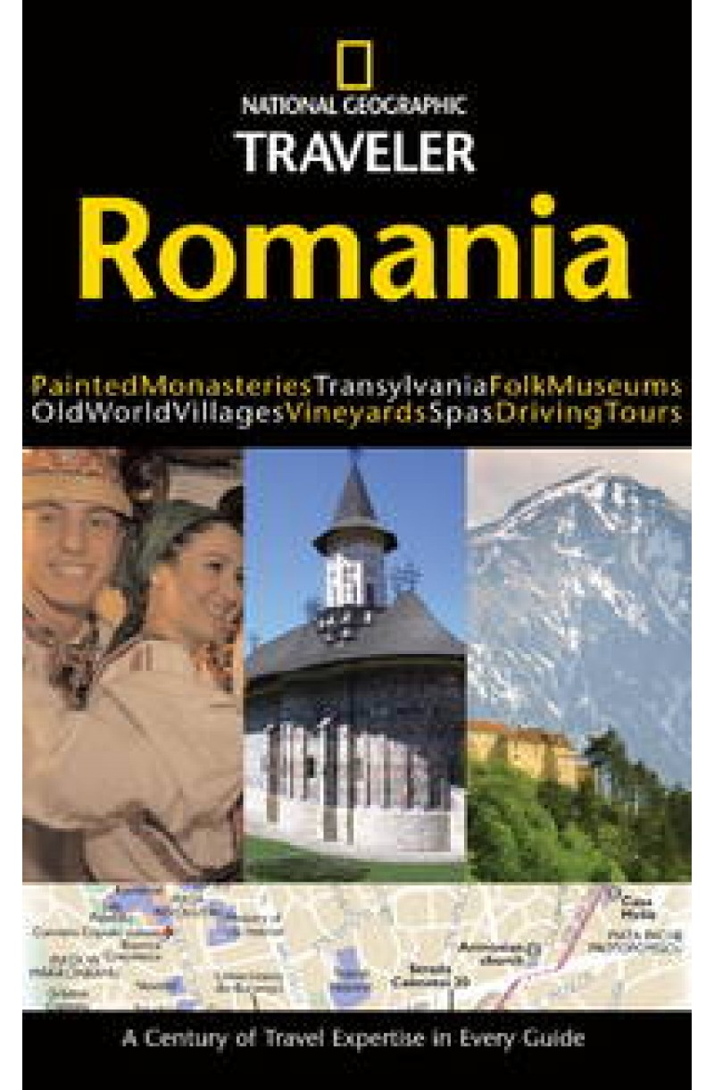 Romania: National Geographic Traveler