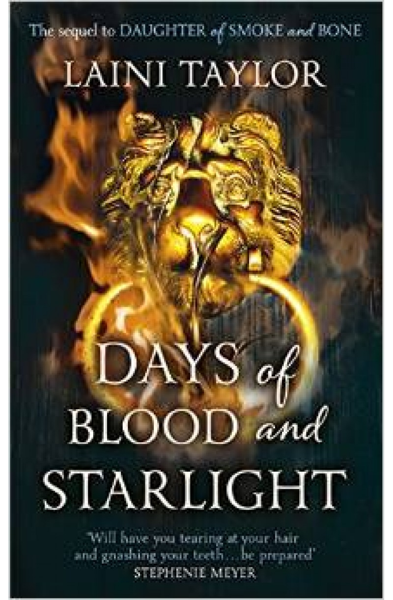 Daughter of Smoke and Bone 2: Days of Blood and Starlight