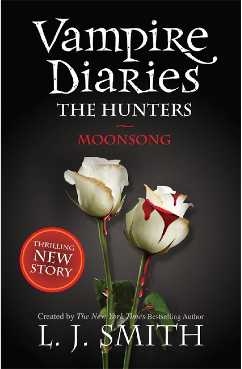Vampire Diaries 9: Hunters: Moonsong