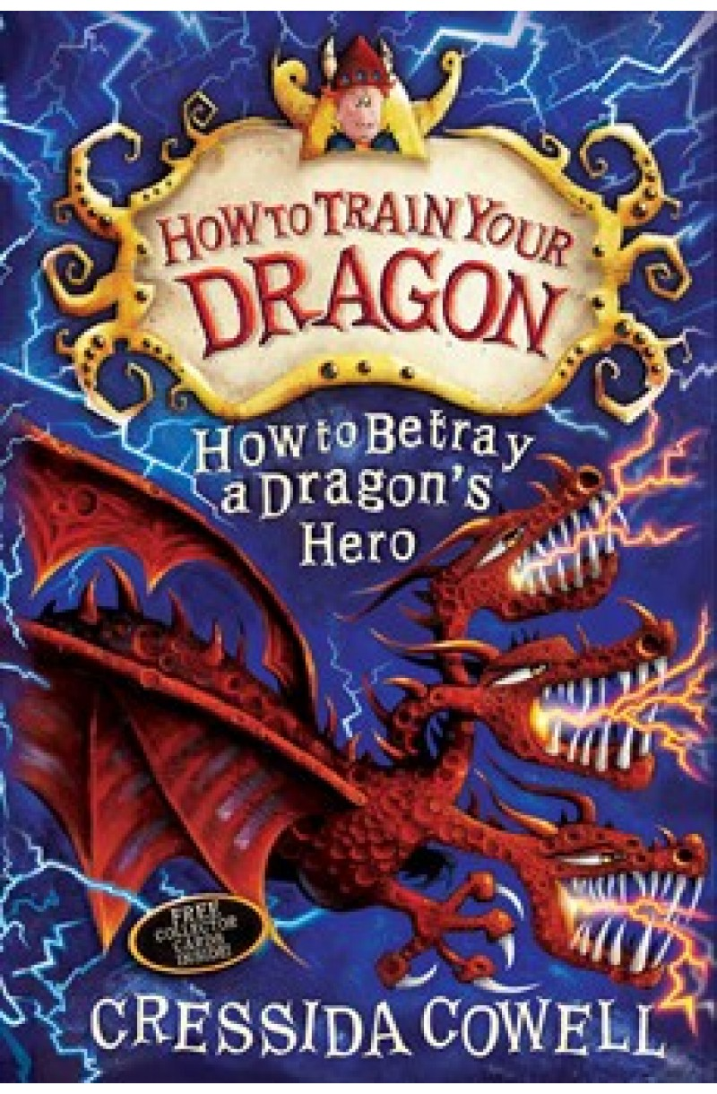 How to Train Your Dragon 11: How to Betray a Dragon Hero