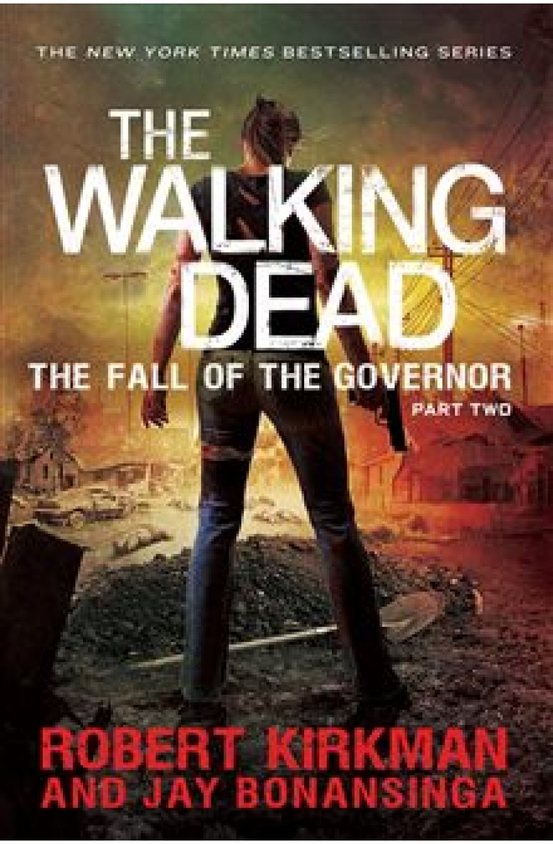 Walking Dead 4: The Fall of the Governor, Part Two
