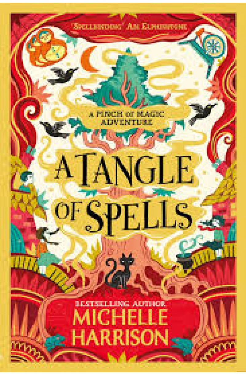 A Pinch of Magic Adventure: A Tangle of Spells