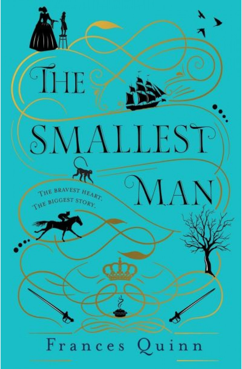 Smallest Man: the feel-good summer read of 2021