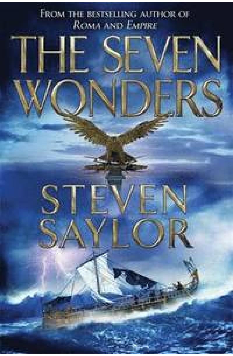 Seven Wonders: Roma sub Rosa Series