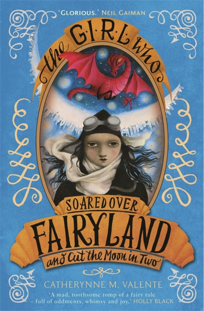 Girl Who Soared over Fairyland and Cut the Moon in Two