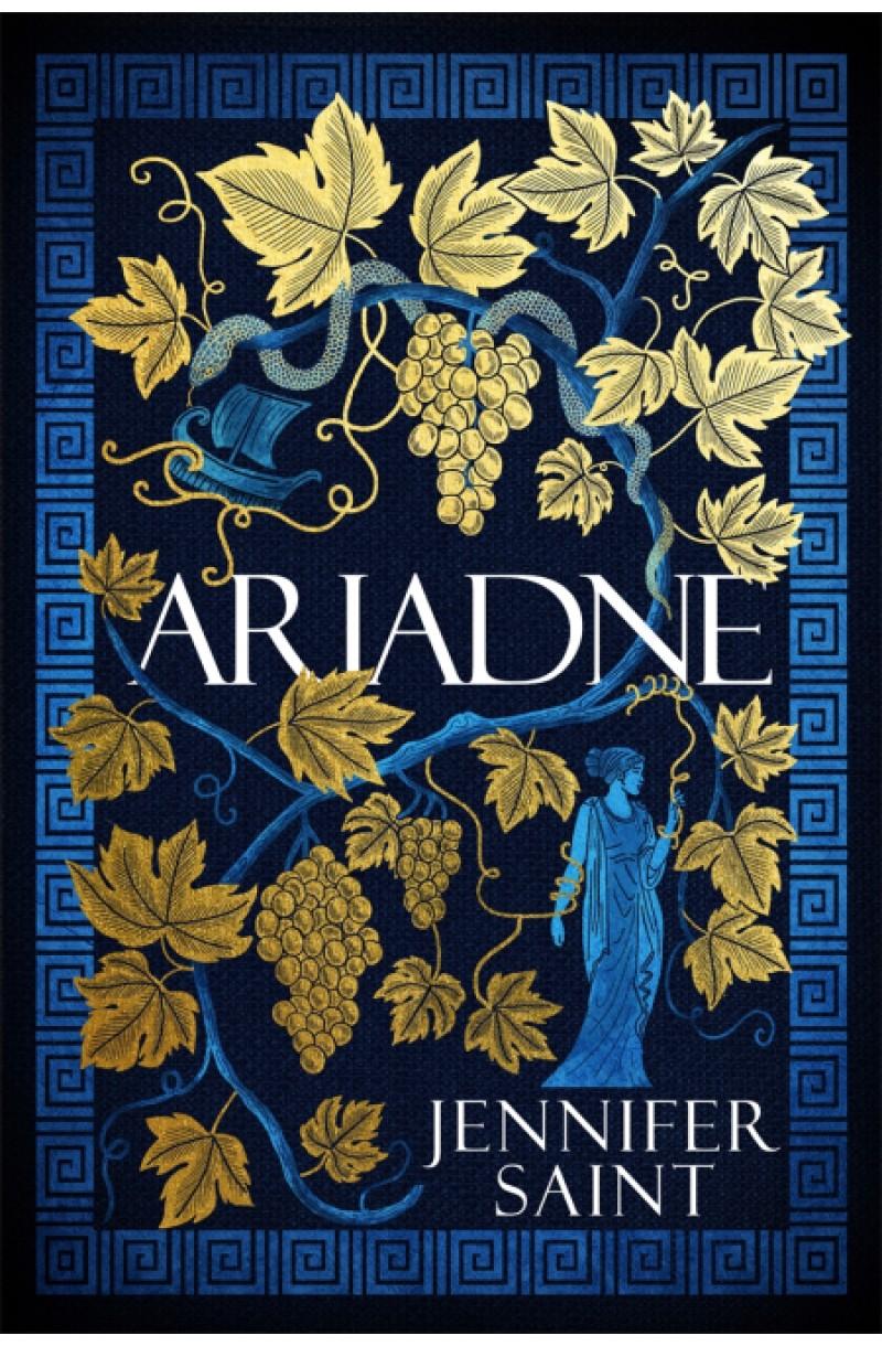 Ariadne: The Brilliant Feminist Debut that Everyone is Talking About (editie cartonata)