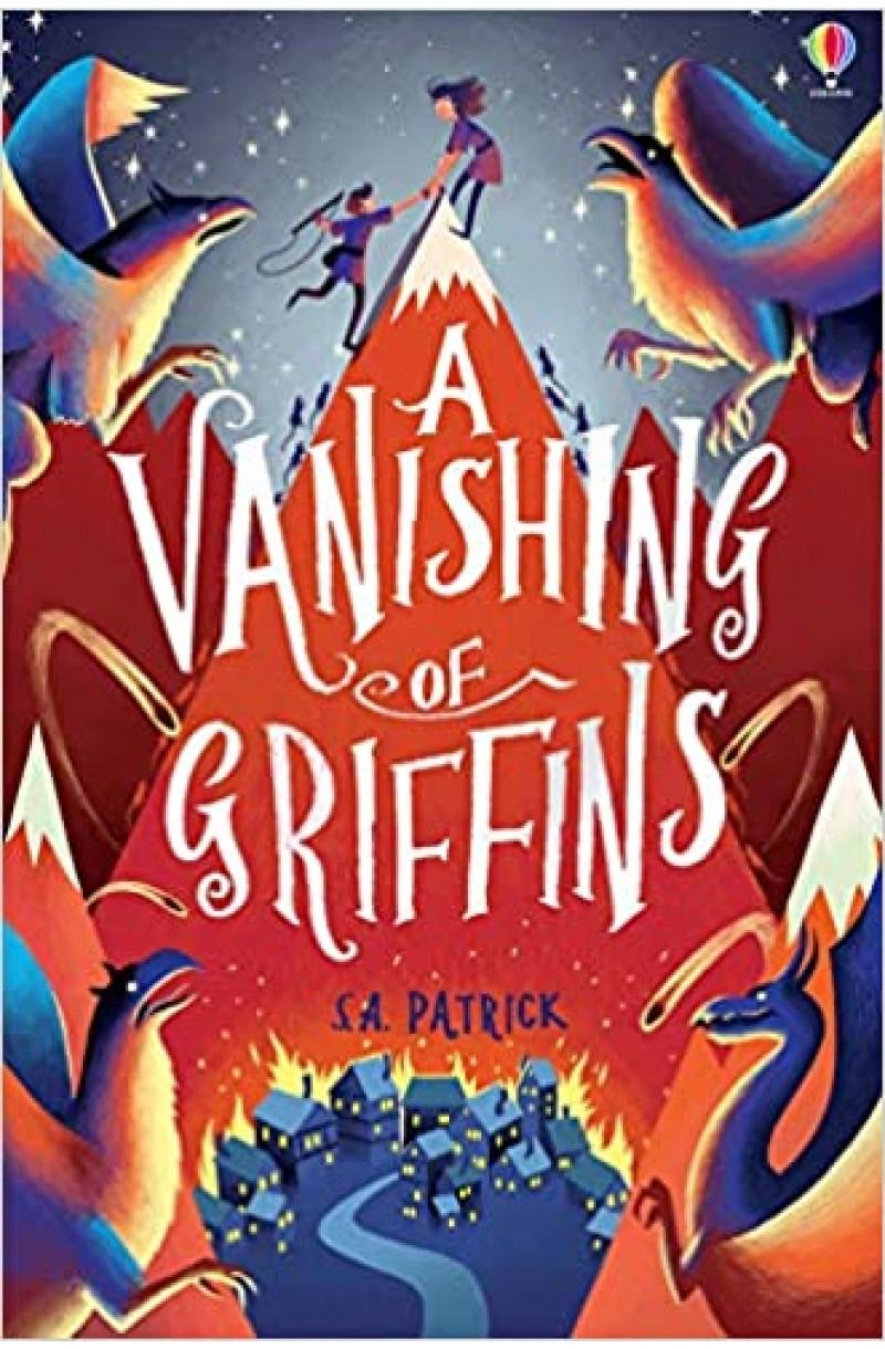 Vanishing of Griffins