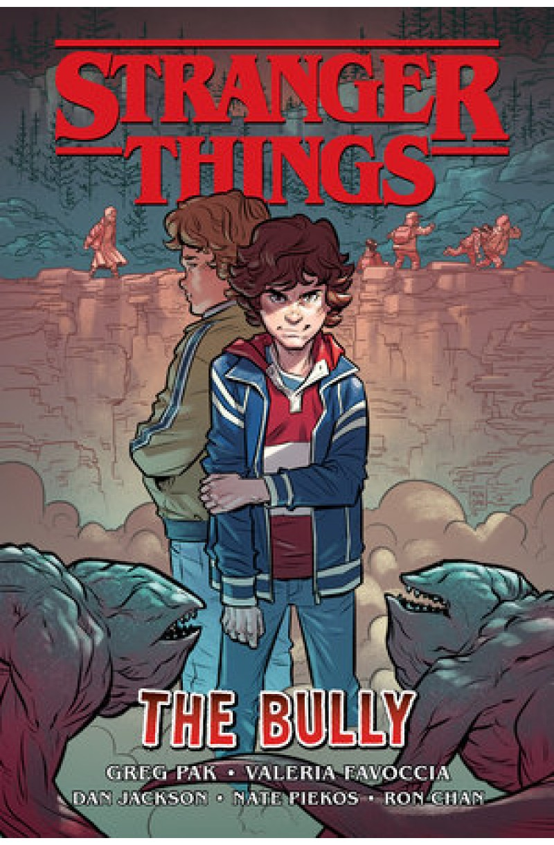 Stranger Things: The Bully (Graphic Novel for Young Adults)