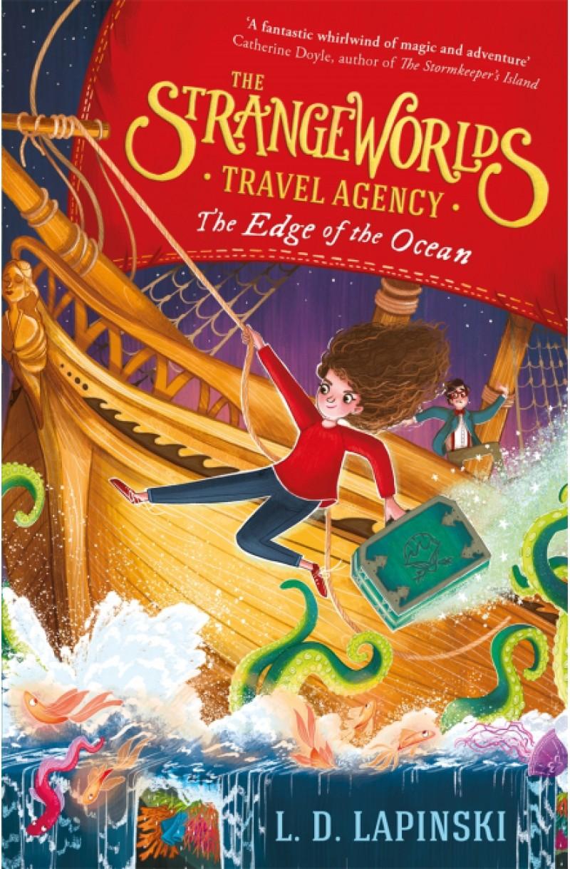 Strangeworlds Travel Agency: The Edge of the Ocean