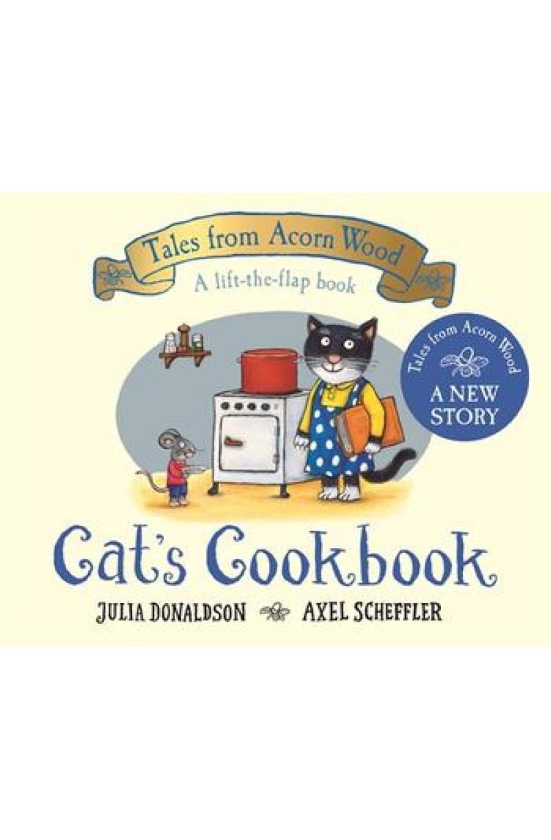 Cat's Cookbook (boardbook)