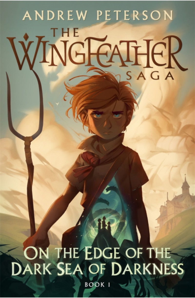 Wingfeather 1: On the Edge of the Dark Sea of Darkness