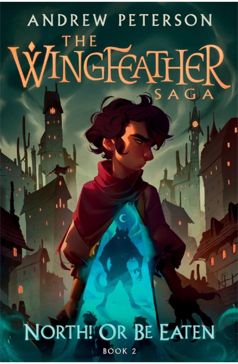 Wingfeather 2: North! Or Be Eaten