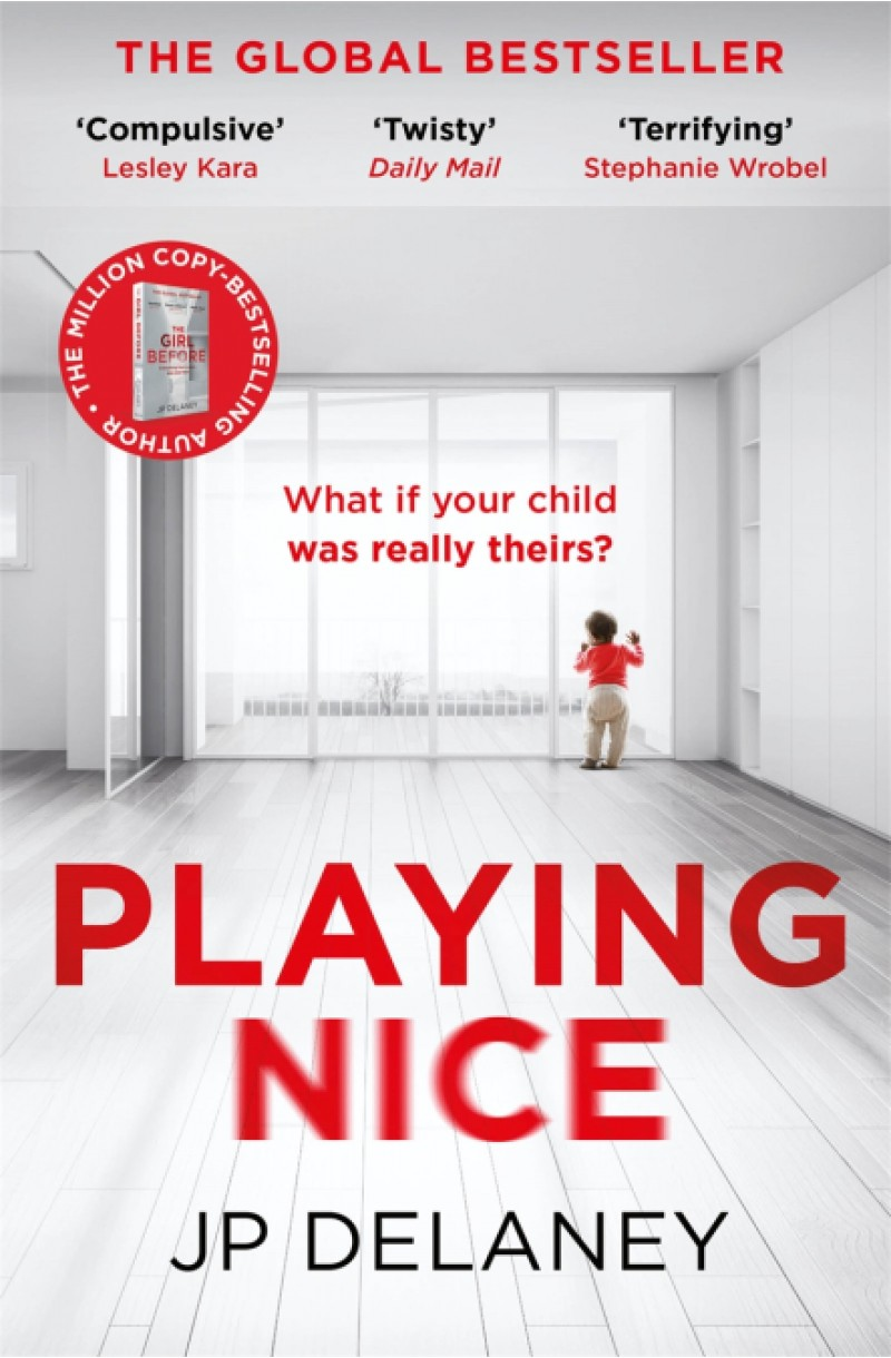 Playing Nice (editie de buzunar)