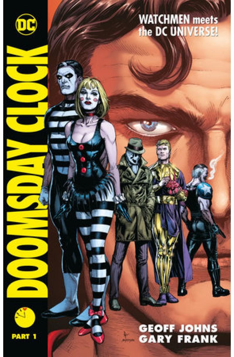Doomsday Clock Part 1 - editie cartonata