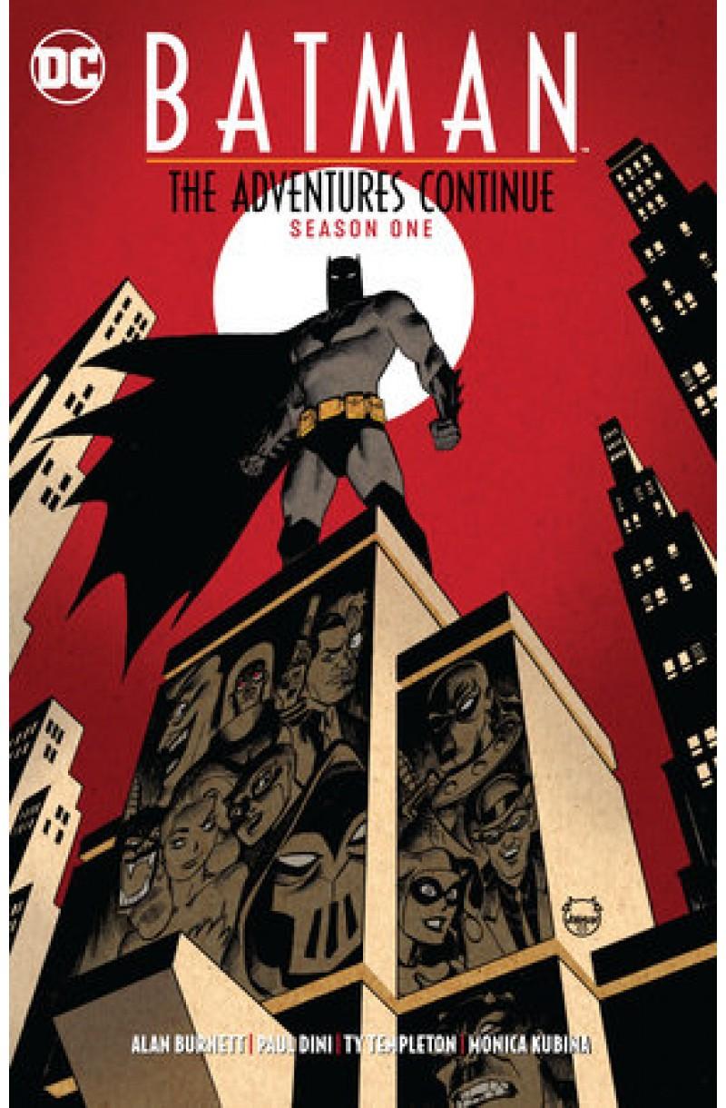 Batman: The Adventures Continue Season One
