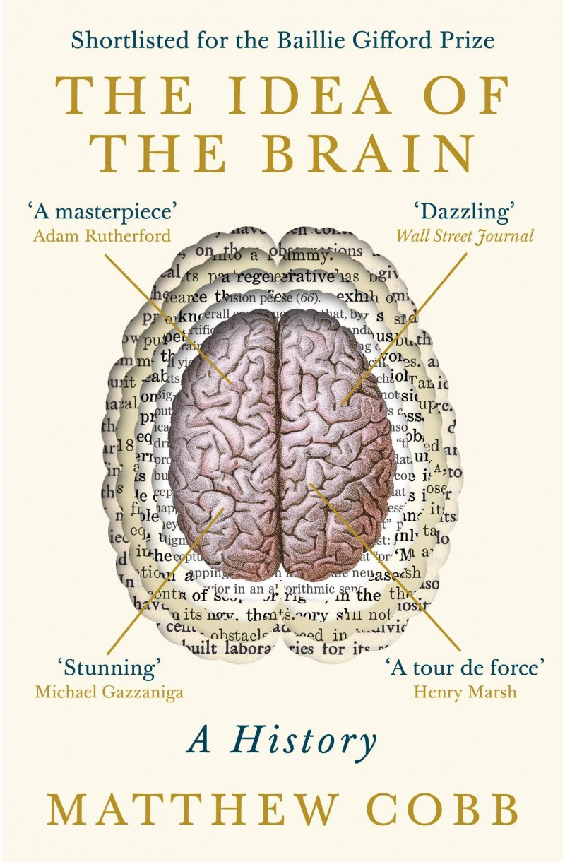Idea of the Brain: A History (SHORTLISTED FOR THE BAILLIE GIFFORD PRIZE 2020)