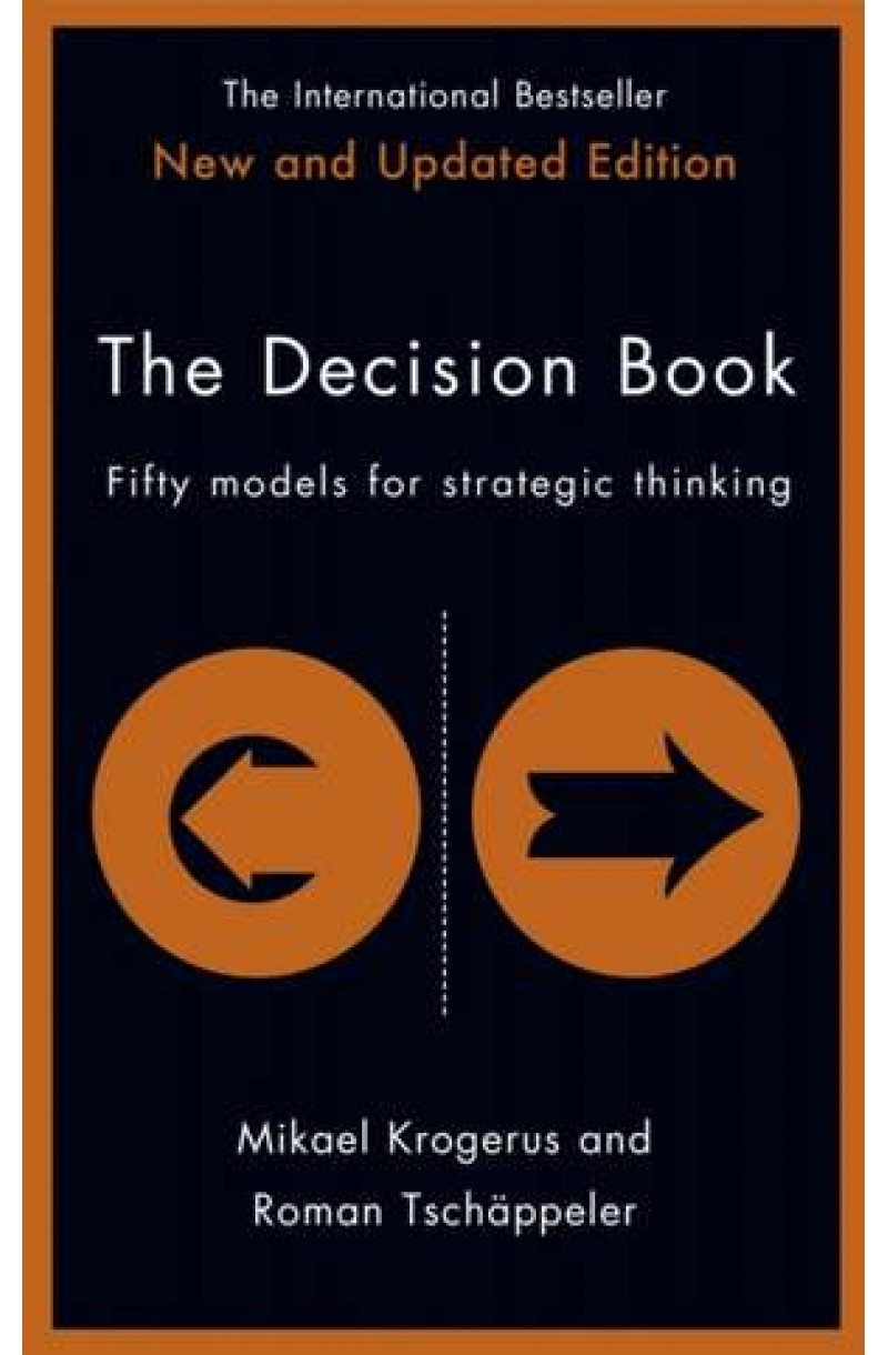 Decision Book: Fifty models for strategic thinking (editie cartonata)