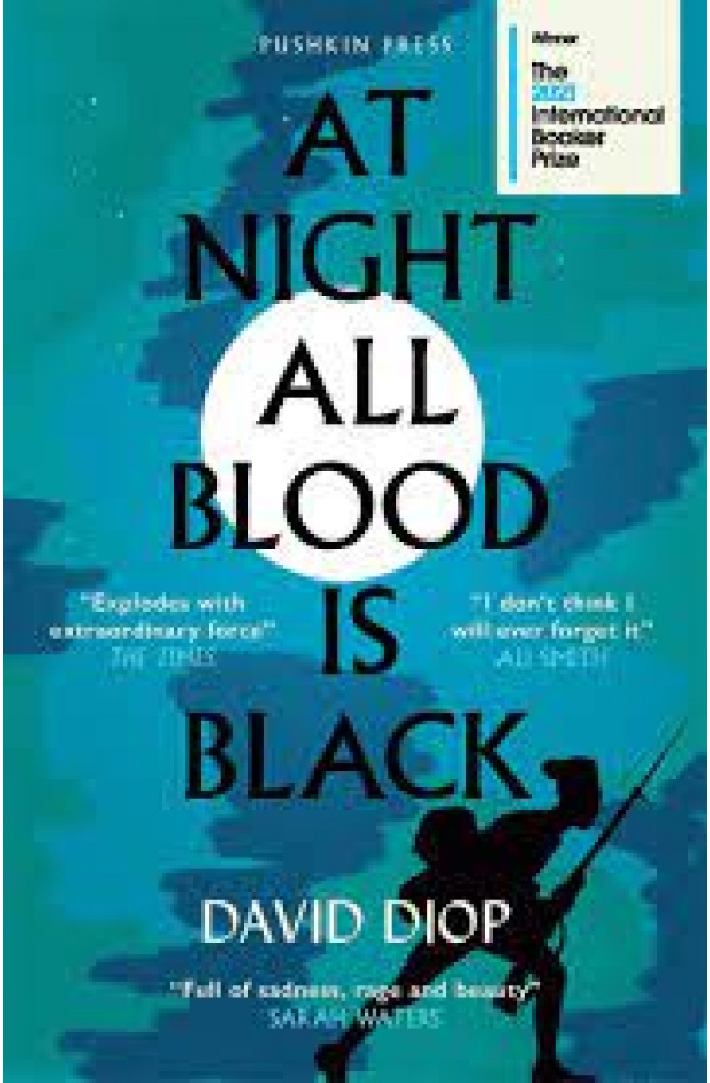 At Night All Blood Is Black (WINNER OF THE INTERNATIONAL BOOKER PRIZE 2021)