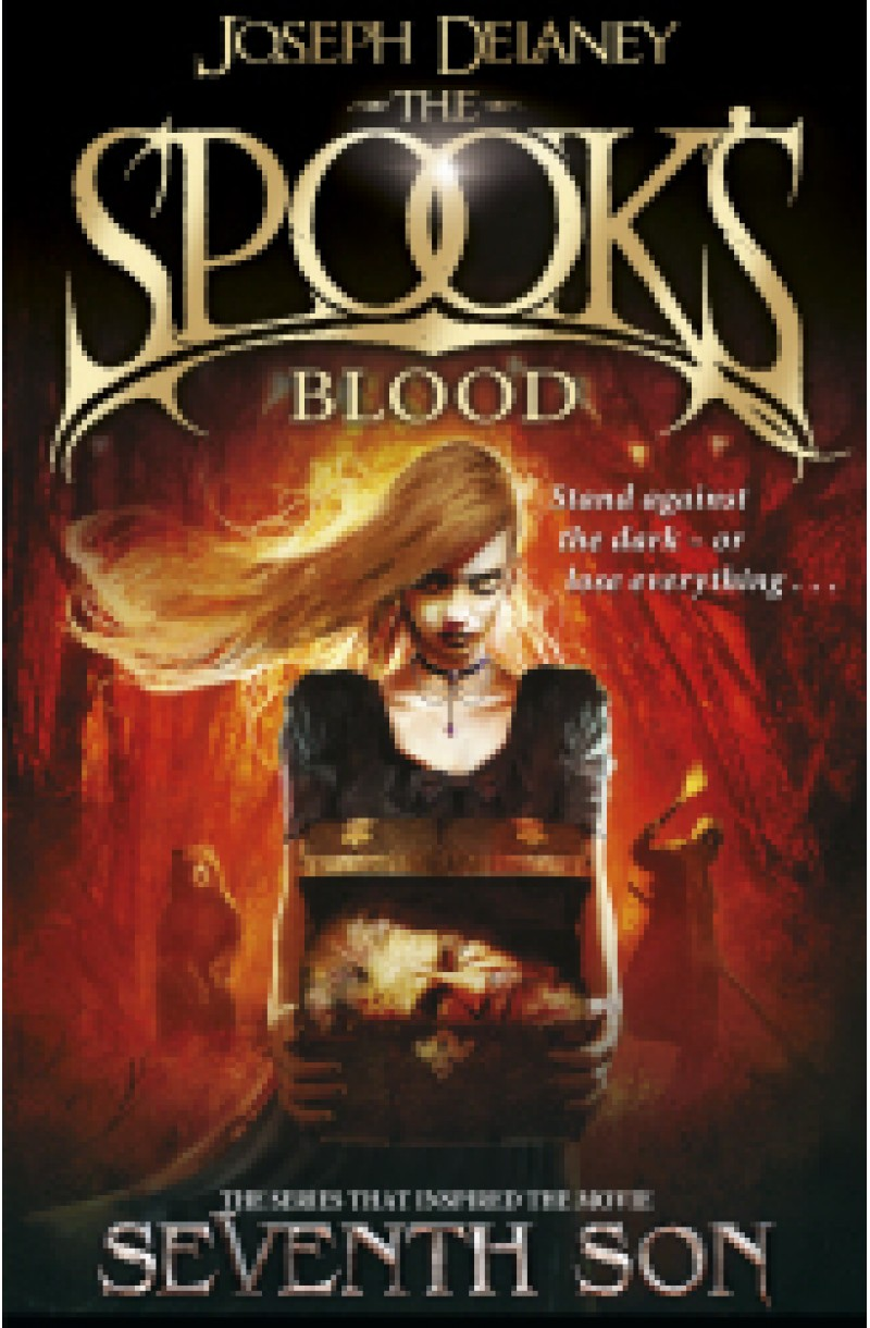 Wardstone Chronicles 10: Spook's: Blood