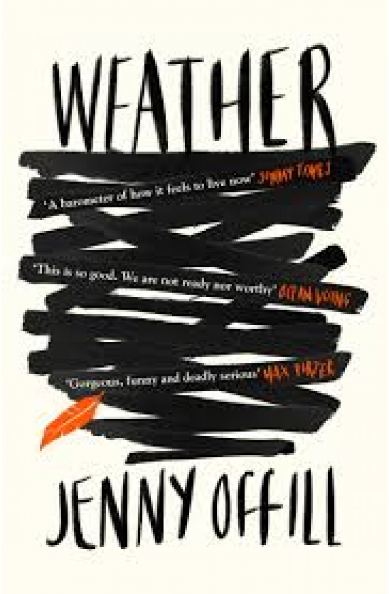 Weather: SHORTLISTED FOR THE WOMEN'S PRIZE FOR FICTION 2020