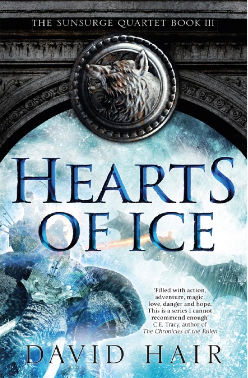 Sunsurge Quartet 3: Hearts of Ice