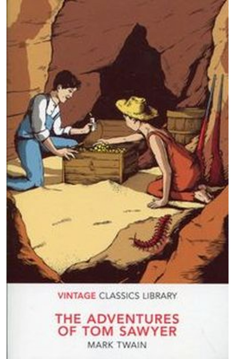 Adventures of Tom Sawyer (Vintage Classics)