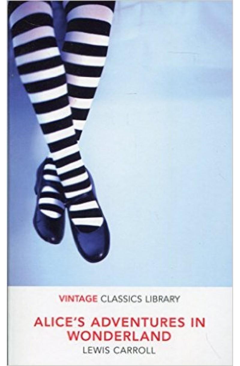 Alice's Adventures in Wonderland (Vintage Classics Library)