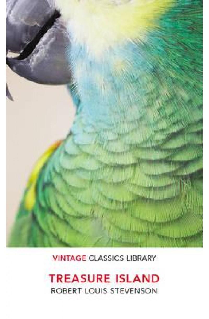 Treasure Island (Vintage Classics Library)