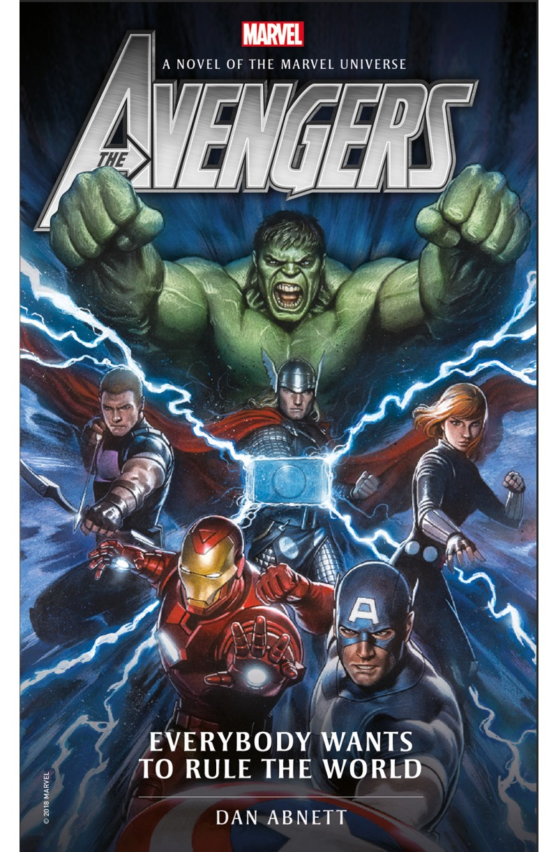 Avengers: Everybody Wants to Rule the World (editie de buzunar)